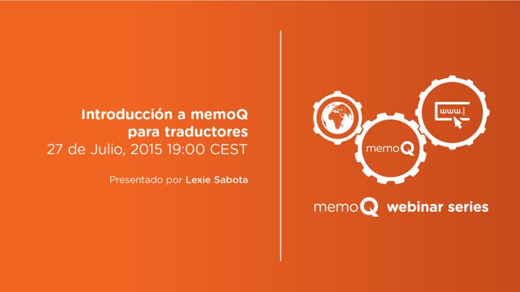 Memo Q: Free Webinar