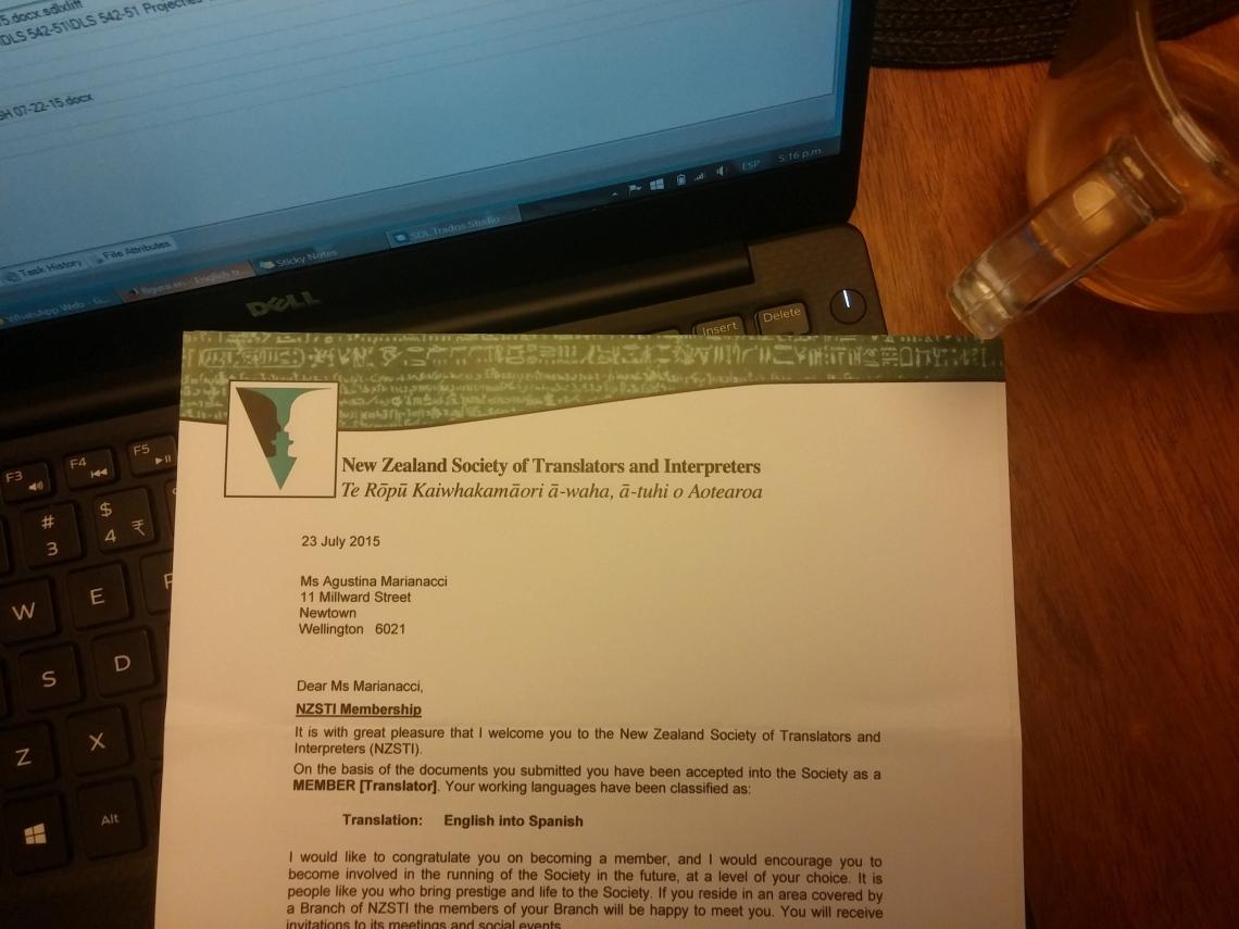 NZSTI Membership