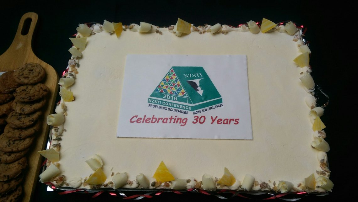 NZSTI: celebrating 30 years