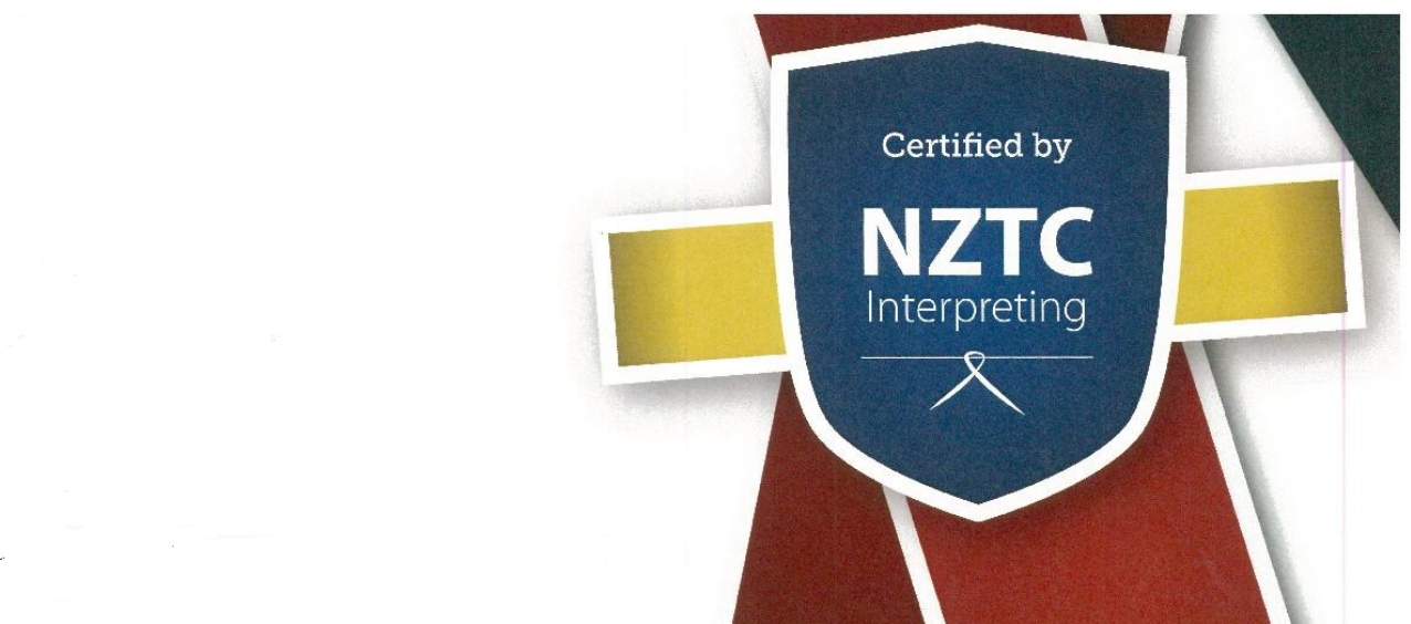 NZTC Interpreting